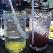 Honey Lemon Citrus Ade & Blackberry Ade