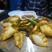 Haemul Gungjung Mandu (Fried Dumpling)