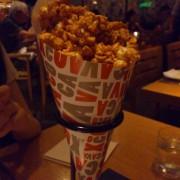 Chipotle-Caramel Popcorn