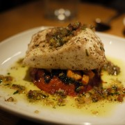 Roast Pacific Halibut