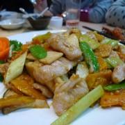 鮮淮山南瓜炒頸肉
