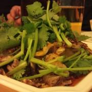 夫婦肺片 House Special Sliced Assorted Beef Tripe In Special Chilli Sauce