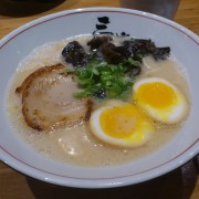 Pork Bone Soup Ramen