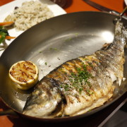 Grilled Daily Fish