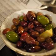 Warm Olives