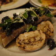 Bone Marrow w/ escargot