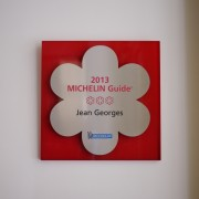 2013 Michelin Guide 3-Star