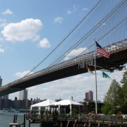 River Cafe & Brooklyn Bridge