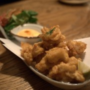 Nankotsu Karaage (Deep Fried Chicken Cartilage)