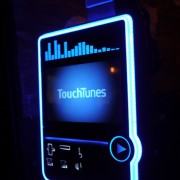 Huge Touch Tunes Display