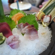 SHIBUI Sashimi Combination